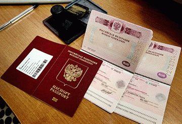 Документы для восстановления паспорта при краже