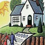 Как оформить дарственную на земельный участок ?