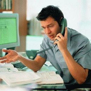 Сколько раз банк может звонить на работу