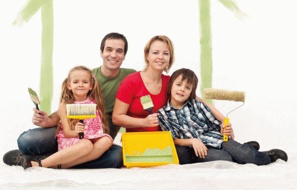 Ипотека для неполной семьи