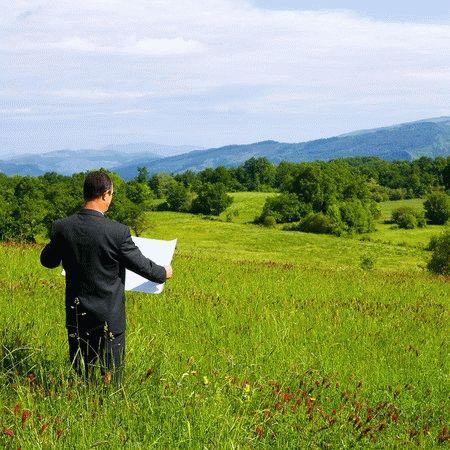 Оформить участок земли в собственность