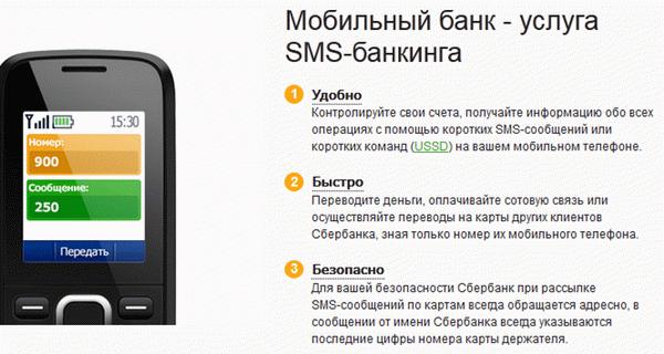 Как узнать подключен ли мобильный банк Сбербанка