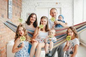 Льготы многодетным семьям в России и ее субъектах