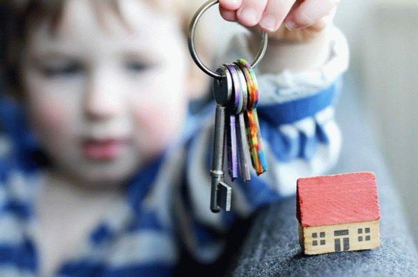 Можно ли завещать квартиру несовершеннолетнему ребенку