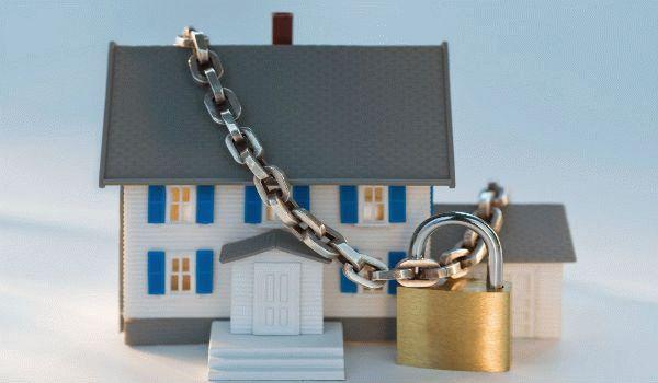 Наложение ареста на единственное жилье должника