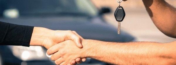 Как делится машина взятая в кредит при разводе