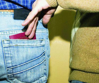 Как писать заявление о краже паспорта